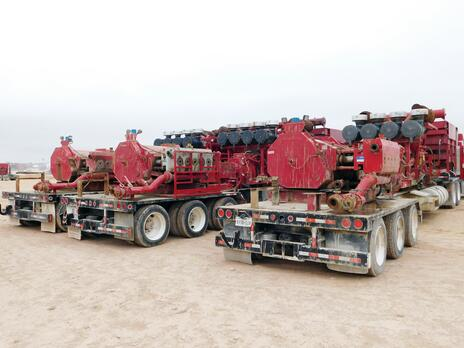 Kruse Energy and Equipment Auction: May 11-12 in Odessa TX