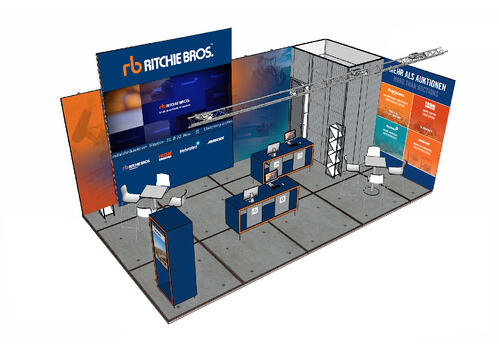 Agritechnica stand