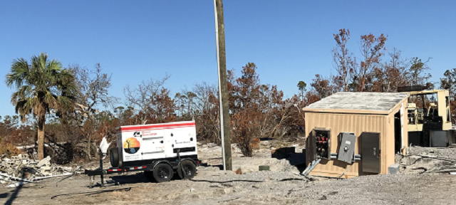 The FRWA provides disaster relief