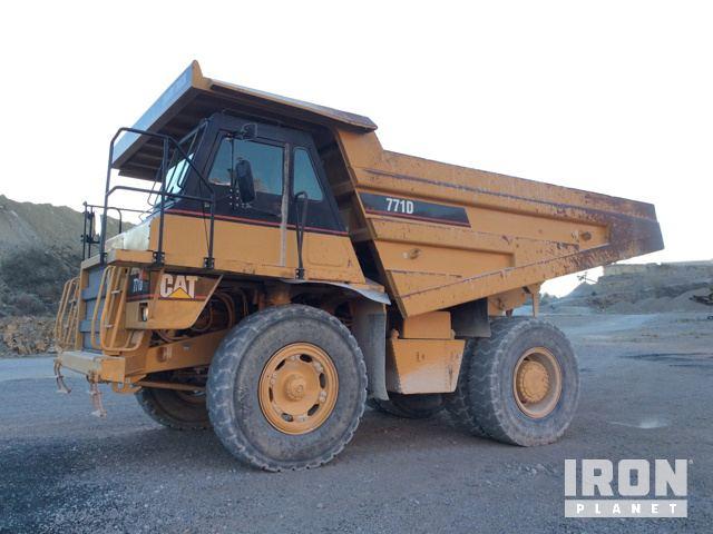 1994 Cat 771C Off-Road End Dump Truck 809135.jpg
