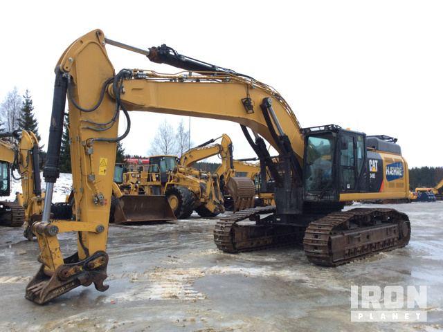2012 Cat 349EL Track Excavator 809129.jpg