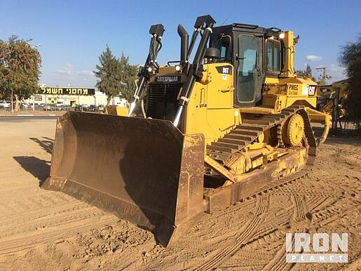 2013 Cat D6T XL Crawler Tractor (Item# 807581).jpg