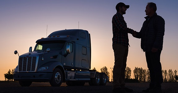 Ritchie Bros. and IronPLanet deliver choice in truck and transport sales.