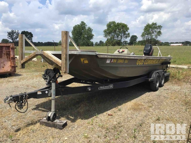 2006 24 Jon Boat with T_A Trailer (Item# 3762941)
