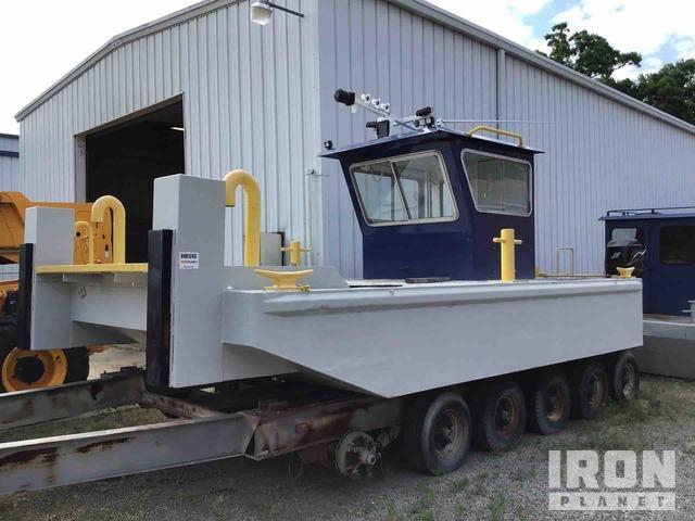 Assembled Push Barge (Item# 3720476)