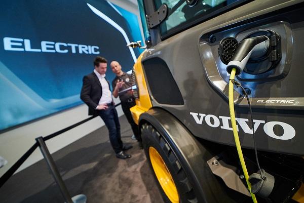 Bauma 2019 Volvo-2