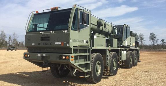 Terex-Demag MAC 50 All Terrain Crane